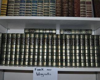 25 volumes Funk Wagnalls