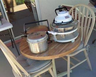 Petite kitchenette set