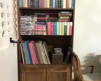 Books +bookcases