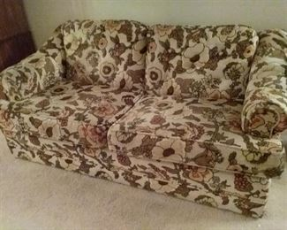 Mid-century couch GOOD COND