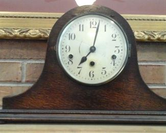 Fontenoy mantle clock made in France