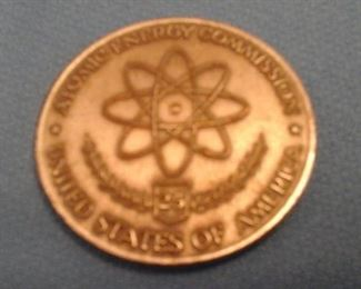 United States of America Atomic Energy Commission 25 th Anniversary 1946 - 1971