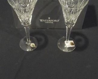 The Millennium collection By Waterford Crystal