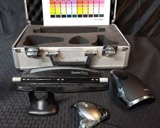 Datacolor Spyder 3 pro color calibration kit