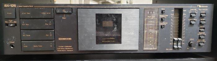 Nakamichi BX125 cassette deck