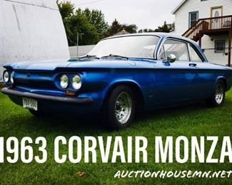 1963 Corvair Monza