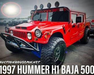 1997 Hummer Alpha H1