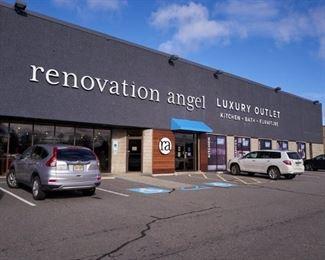 RENOVATION ANGEL STOREFRONT