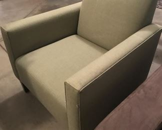 Crate & Barrel Arm Chair