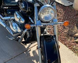 2003 Suzuki Intruder Volusia VL800 Motorcycle