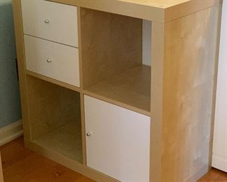 Natural wood Short Cabinet	31x31x15.5in	HxWxD