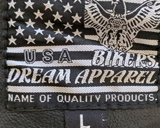 Bikers Dream Apparel Leather Chaps