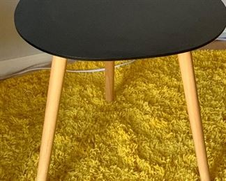Contemporary Stool Table Tall