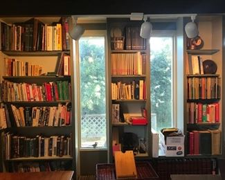 BOOKS! reference, novels, and more