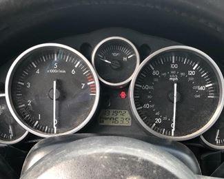 Odometer 131,972 miles