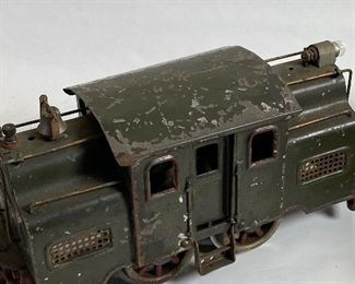 Lionel Lines train circa 1920s