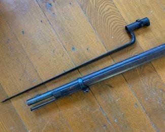 w/bayonet