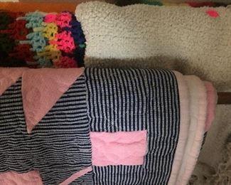 Blankets, quilt