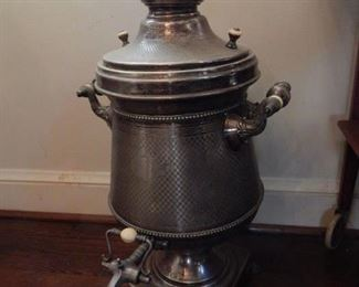 Samovar. This is the second one we found.