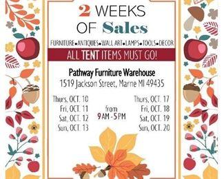 October Sales Flier