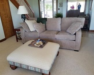 Thomasville Sofa with matching love seat
