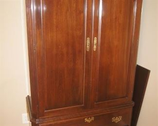 Ethan Allen Armoire    (Not included in Half Price Saturday but will negotiate)