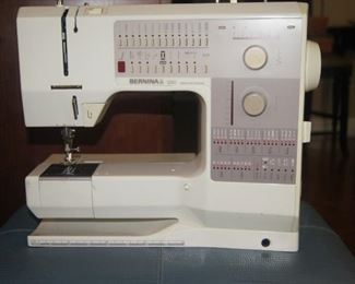 Bernina Sewing machine SOLD.  Also have a variety of supplies and material
