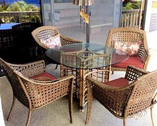 PFL009 Rattan Patio Furniture