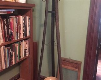mission coat stand