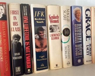 Political & Presidential Books
