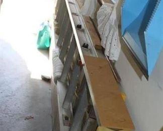 aluminum ext ladder