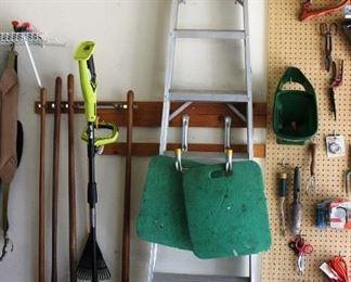 Davidson 8ft step Ladder