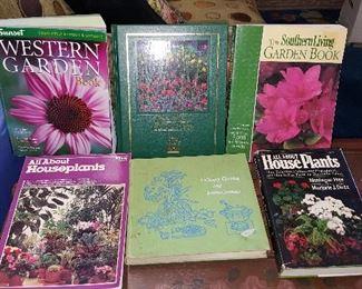 Books Gardening