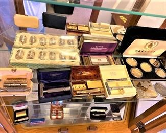 Collections of Coins & Razors