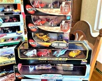 HOT WHEELS of all Kinds. Dozens of sets and singles.