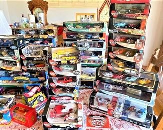 Unopened HOT WHEELS COLLECTIONS