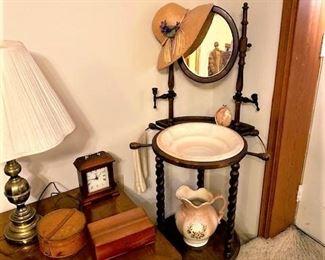 Antique Wash Basin