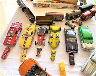 Hot Wheels Scaled Cars