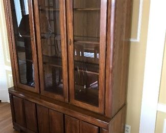 Smaller China Cabinet