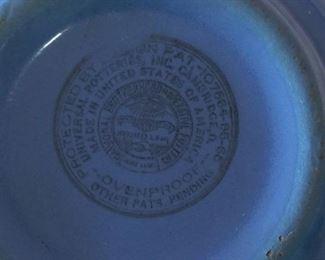 Vintage nesting bowl set