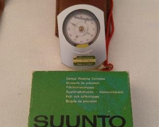 SUUNTO Optical Reading Compass - MIB