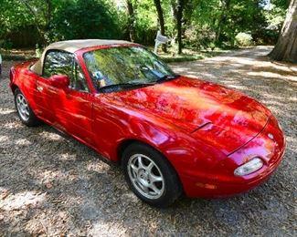 Classic Car!  1995 Mazda Miata Convertible