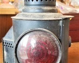 Adlake Railroad Lantern
