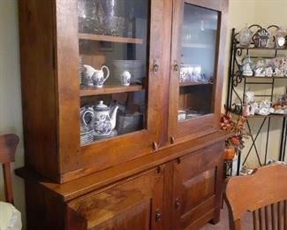 Large country cupboard