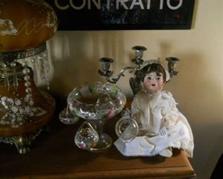 DOLL & TOY COLLECTION * Antique doll collection from the 1920's-1960's * 1800's paper mâché dolls * Antique toys