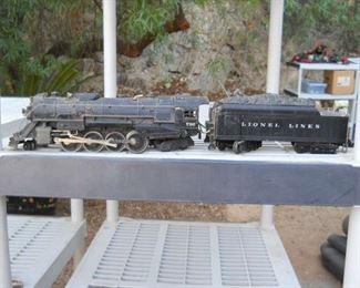 lionnel train