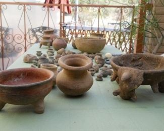 JALISCO POTTERY AND POTS 200 BC 200AD