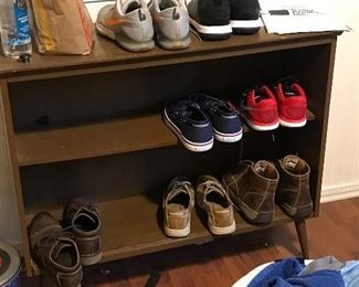 Shoe organizer and shoes!