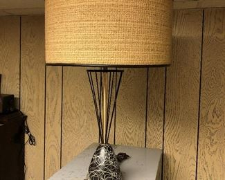 Retro lamp by Rembrandt.