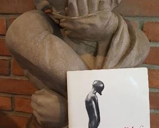 Hugo Robus(!) sculpture